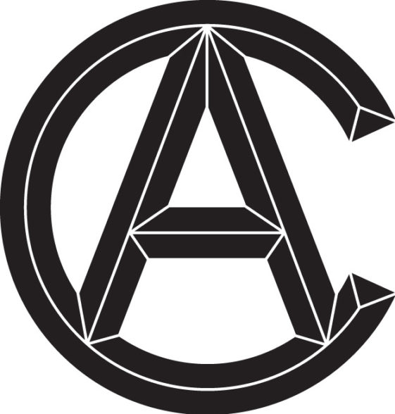 Cranbrook Academy of Art Logo Design by Elliott Earls, 2012.
