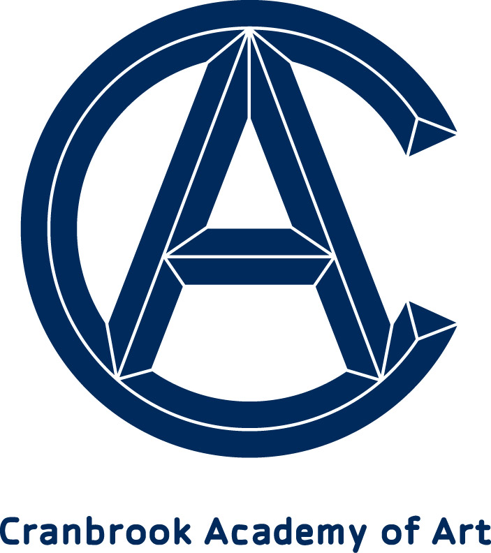Cranbrook Academy of Art Logo and Typeface designed by Elliott Earls, 2012.